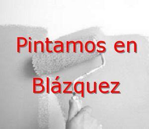 Pintor Sevilla Blázquez