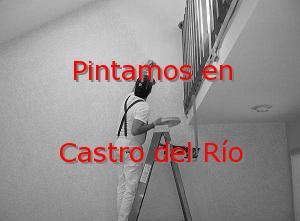 Pintor Sevilla Castro del Río