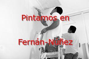 Pintor Sevilla Fernán-Núñez