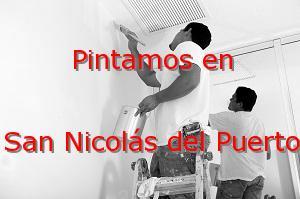 Pintor Sevilla San Nicolás del Puerto